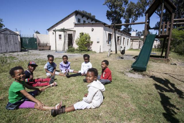 Sudafrica, Casa del Sorriso. Foto di Roger Lo Guarro
