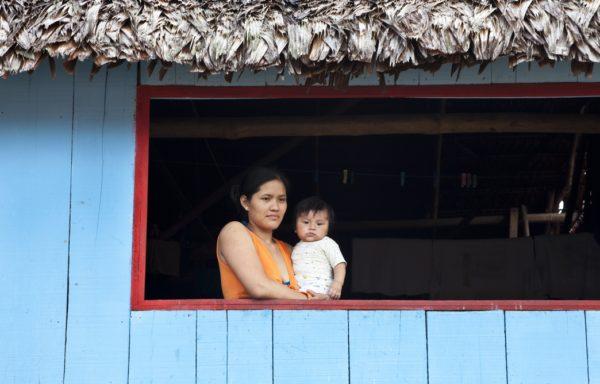 Condizioni di vita a Iquitos, Perù. Foto di Yofre E. Morales Tapia