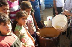 Sfollati siriani in Libano