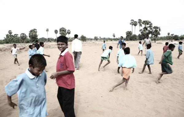 India, Casa del Sorriso. Foto di Mariavittoria Trovato.