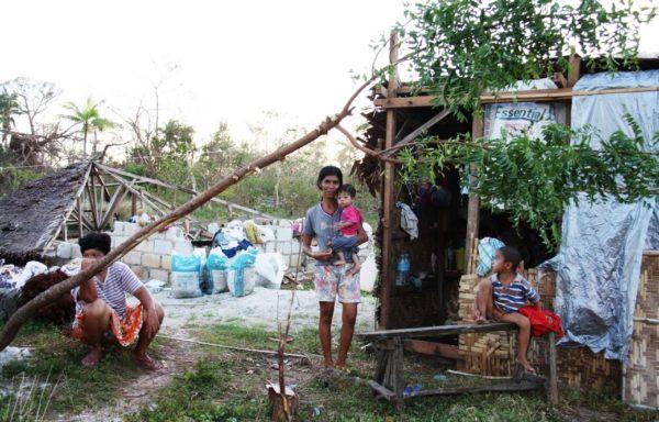 Il tifone Hayan ha colpito le Filippine nel novembre 2013 provocando 6.245 morti accertati.