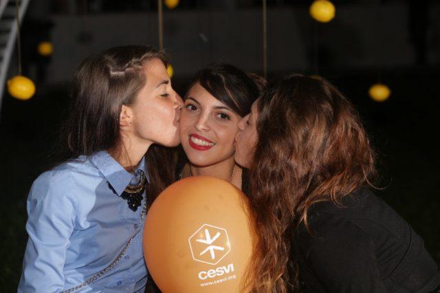 Baci che fioccano edizione 2014.