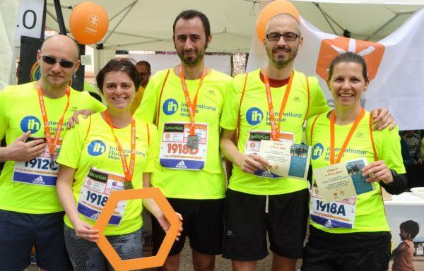 Maratona di Milano 2016: i partecipanti supportano Cesvi!