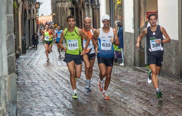 Half Marathon di Bergamo, 2014. Parte della quota di iscrizione dei partecipanti è stata devoluta a Cesvi.