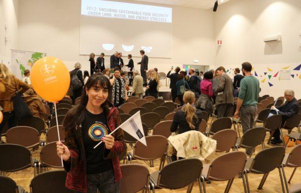 """Angela Lobefaro da più di 20 anni è volontaria di Cesvi e organizza la """"Merenda Vuloria"""" coinvolgendo amici e familiari a favore della campagna """"Fermiamo l'AIDS sul nascere"""". Un appuntamento ormai immancabile per il Gruppo di Biella."""
