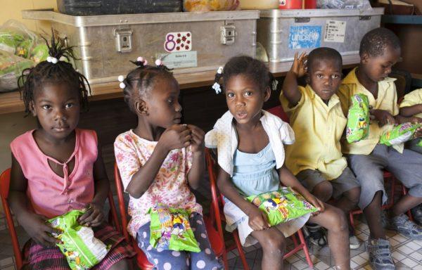 Casa del Sorriso, Haiti - Foto di Roger Lo Guarro