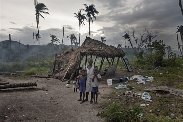12 gennaio 2017: oggi ricorre il 7° anniversario del terremoto che devastò Haiti nel 2010. Ph. Nicolò Lanfranchi.