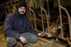 Davide Girolami, allevatore di Amatrice. Foto di Roger Lo Guarro.