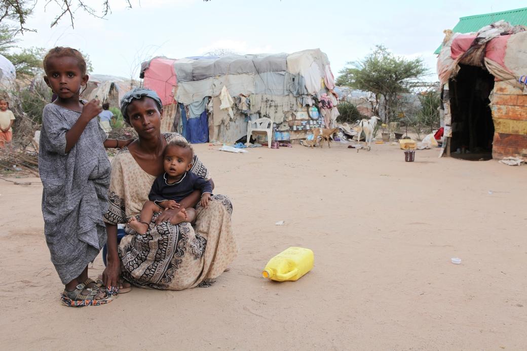 Siccità Somalia - ph Fulvio Zubiani