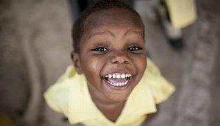 Bambino Haiti