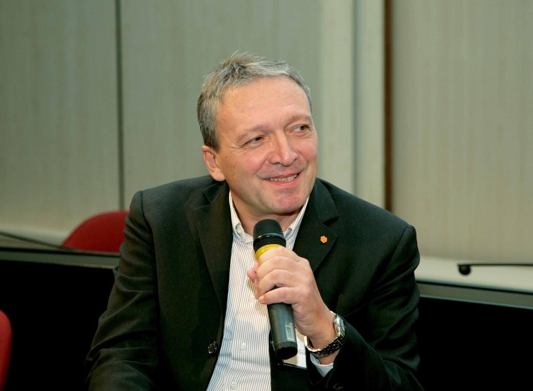 Giangi Milesi, Presidente di Cesvi.