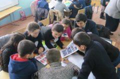 Laboratori e attività in Tajikistan per preparare bambini e ragazzi alla gestione dei rischi da disastri naturali.