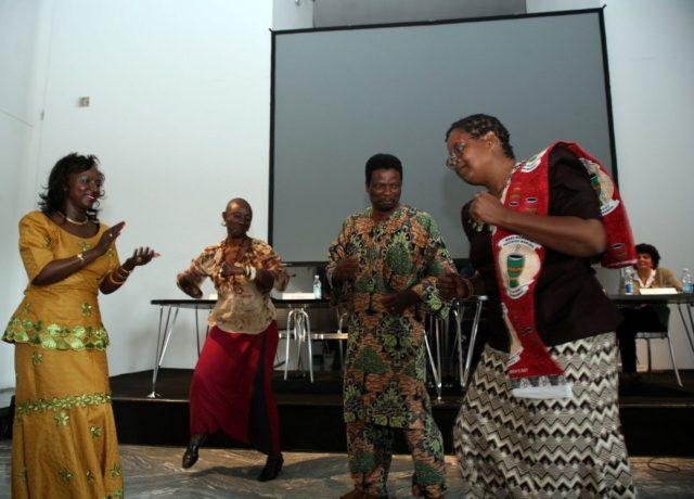 Convegno donne d'Africa, Triennale, salone d'onore, 14 giugno 2006