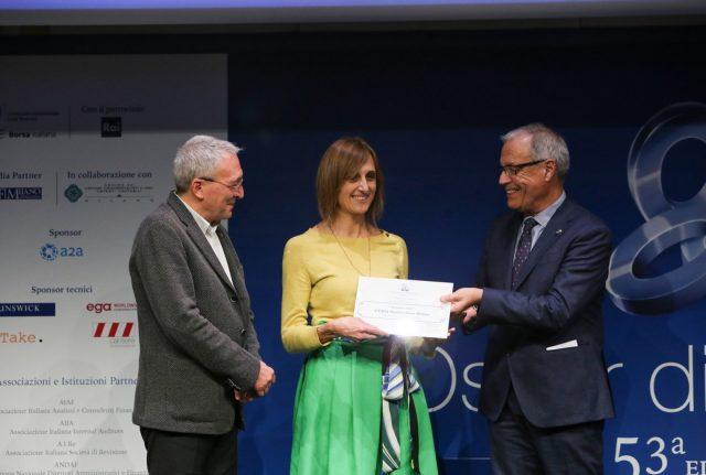 Cesvi vince il terzo Oscar di Bilancio. Foto Ferpi