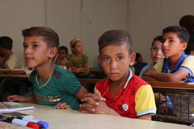ph Petr Stefan - scuole iraq