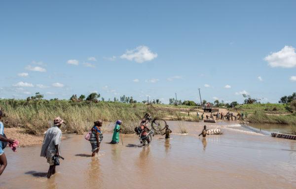 fiume Nhamatanda