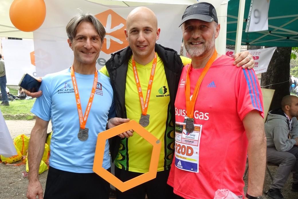 Milano Marathon Cesvi