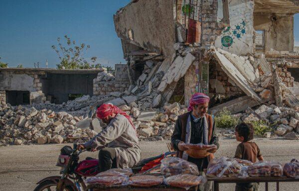 Siria © Photo credits: Anadolu Agency via AFP/Muhammad Said 2021