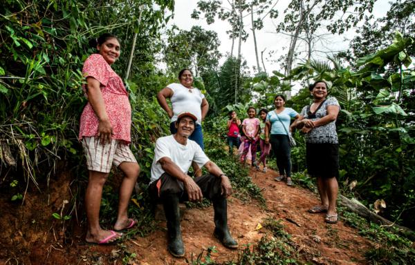 comunità amazzonia perù